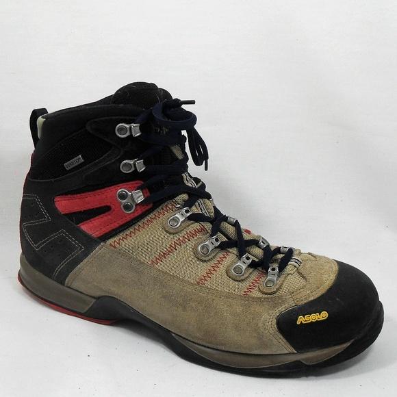 1d650f70eed ASOLO Fugitive GTX Men's Hiking Boots Gore-Tex 13